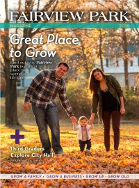 Click to view the 2016 Fairview Park Magazine