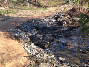 Coe Creek Streambank Restoration Project - After (1)