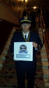 Fairview Park Police Lieutenant Wins Officer of the Year Award