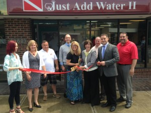 Just Add Water II Ribbon Cutting