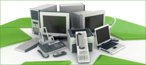 August is Cuyahoga County's Recycle Your Computer Month