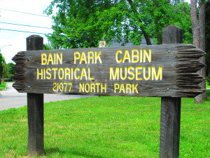 Museum Welcome Signage
