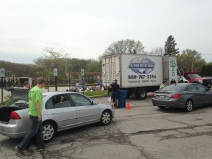 Recycle Roundup & Shredding Event September 23
