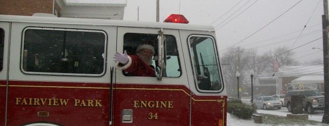 Santa Patrol Returns Christmas Eve