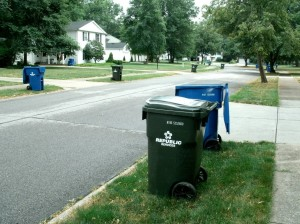 Rubbish & Recycling Collection Delayed One Day