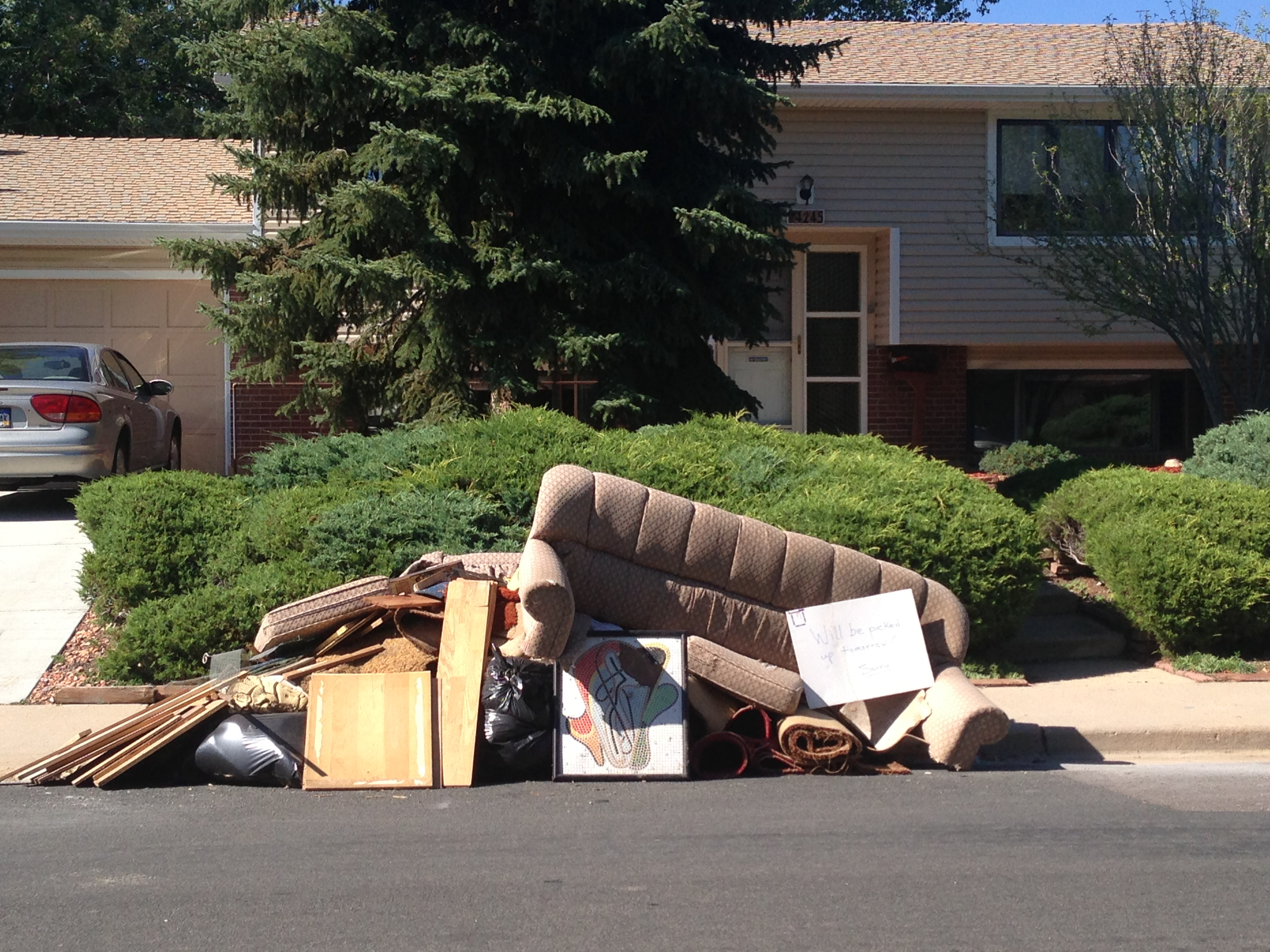 rubbish amp recycling collection city of fairview park ohio survey improving waste collection services in vaughan
