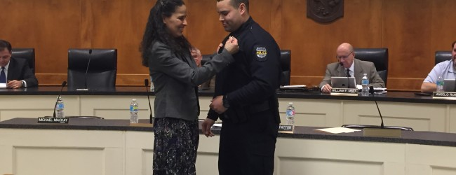 Fairview Park Welcomes New Firefighter/Paramedic and Patrolman
