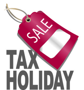 Ohio Sales Tax Holiday Aug. 5 – 7