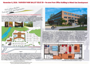 Fairview Park Ballot Issue 59