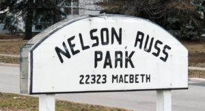 Community Input Meeting for Nelson Russ Park
