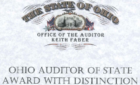 City Awarded Auditor of State Award with Distinction
